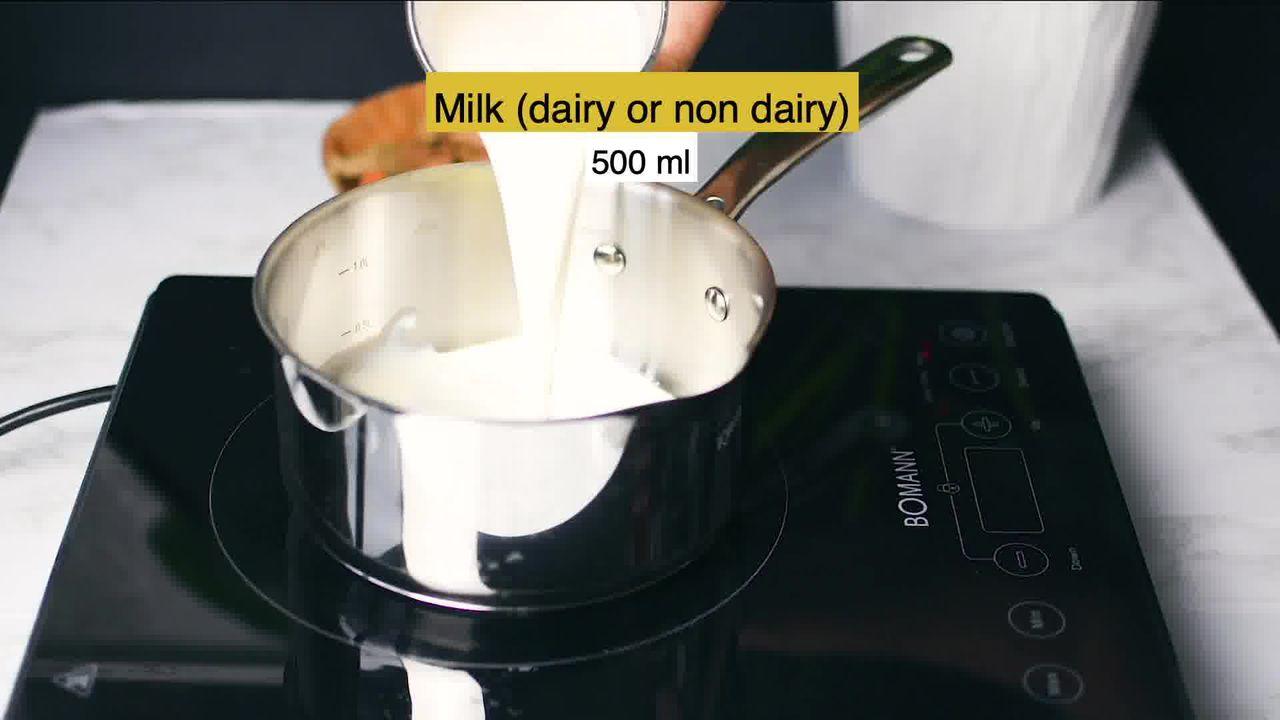 Image of the cooking step-1-1 for Golden Milk - Turmeric Milk - Haldi Doodh