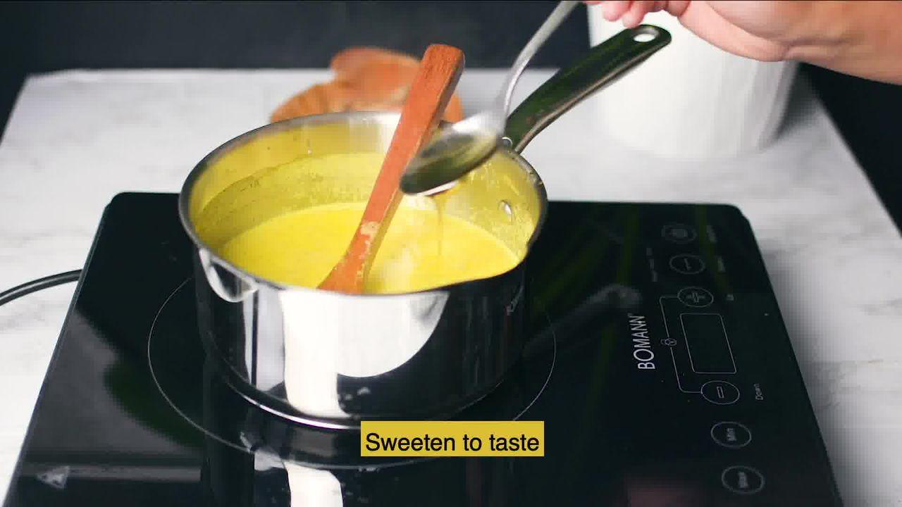Image of the cooking step-1-7 for Golden Milk - Turmeric Milk - Haldi Doodh