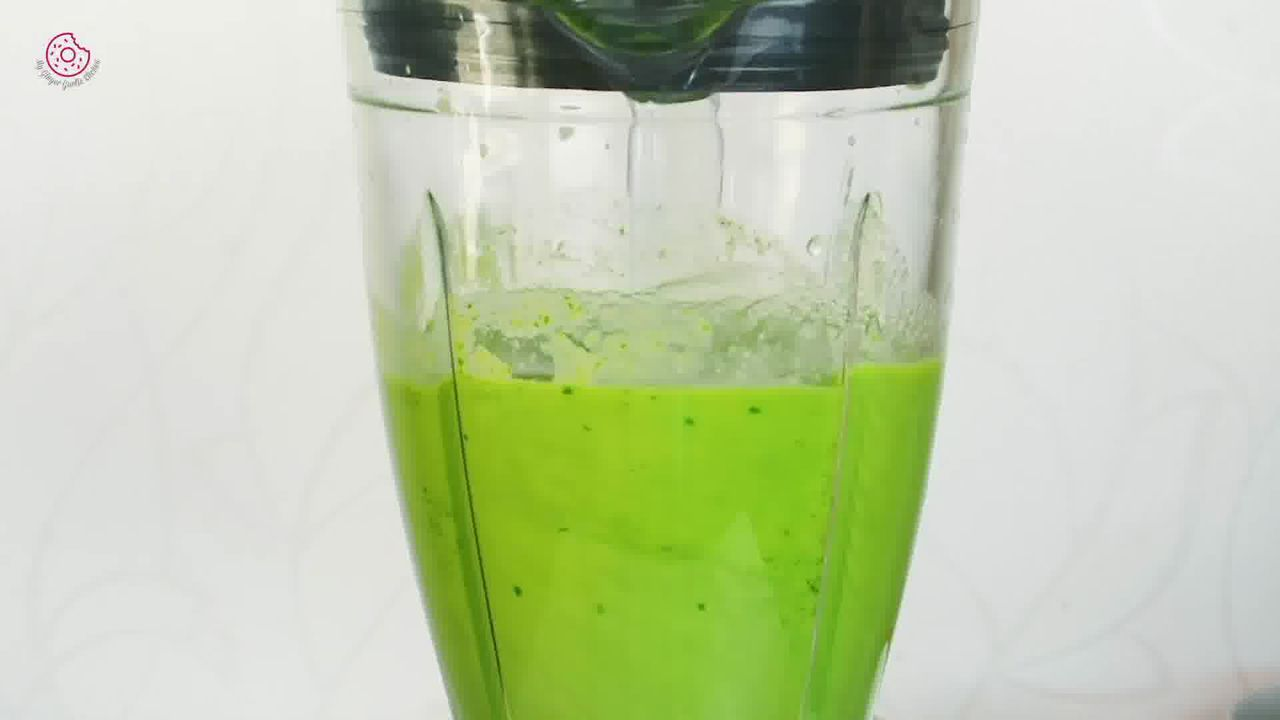 Image of the cooking step-1-2 for Best Green Smoothie