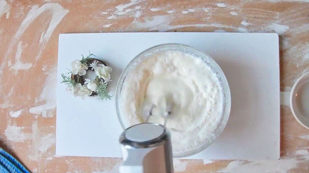 Image of the cooking step-2-2 for Fruit and Nut Ice Cream - Praline And Cream Ice Cream
