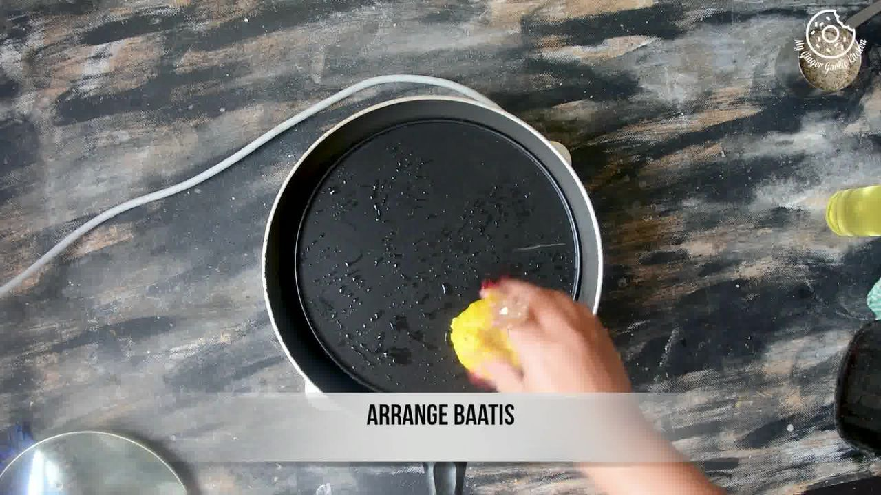 Image of the cooking step-4-4 for How to Make Dal Bafla - Bafla Bati (Oven and Pan)
