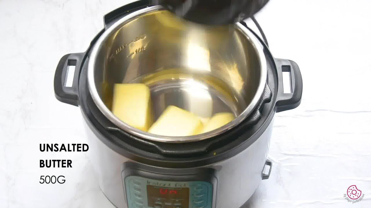 Image of the cooking step-1-1 for How to Make Ghee from Butter (Pan + Instant Pot)