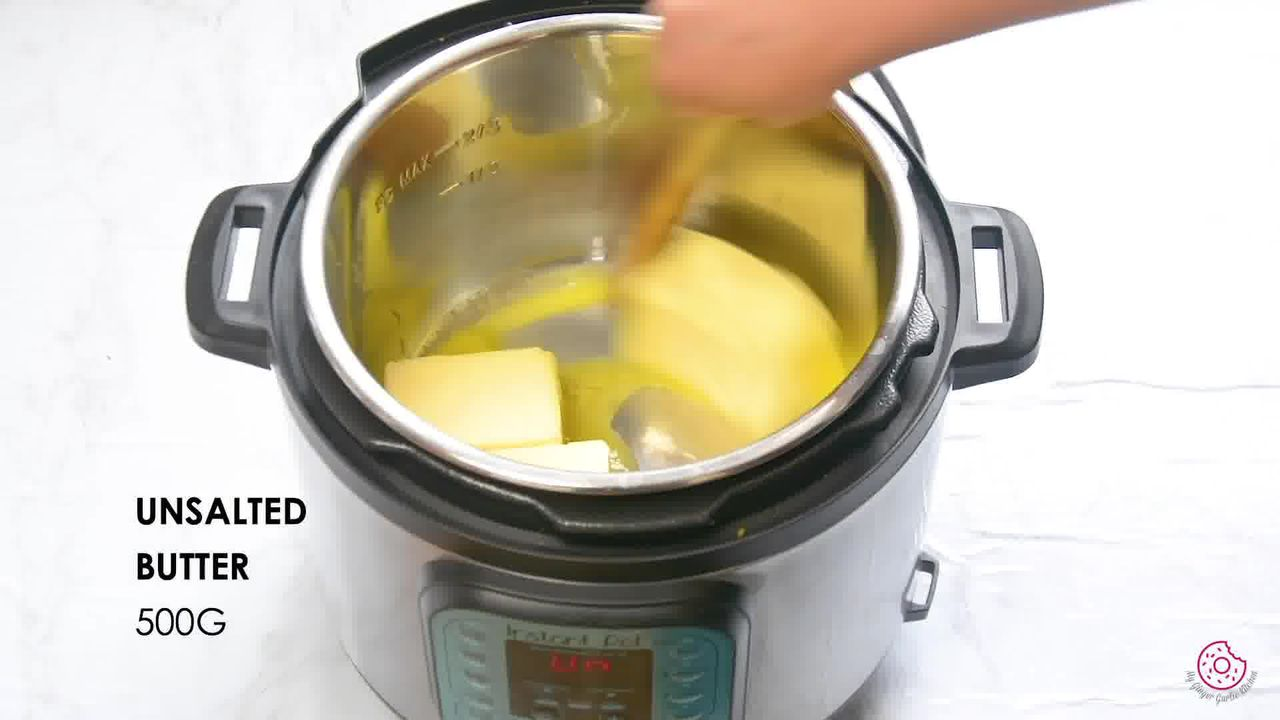 Image of the cooking step-1-2 for How to Make Ghee from Butter (Pan + Instant Pot)