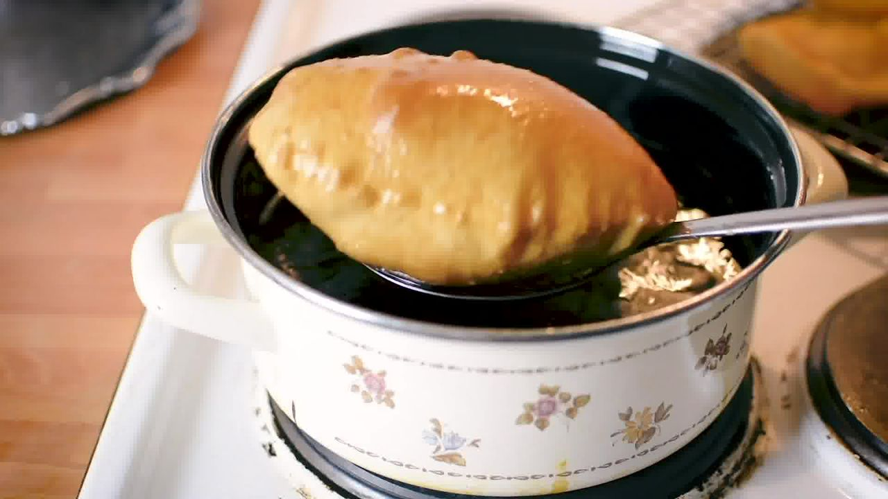 Image of the cooking step-1-11 for Quick And Easy Bhatura - Instant Bhature With Soda Water