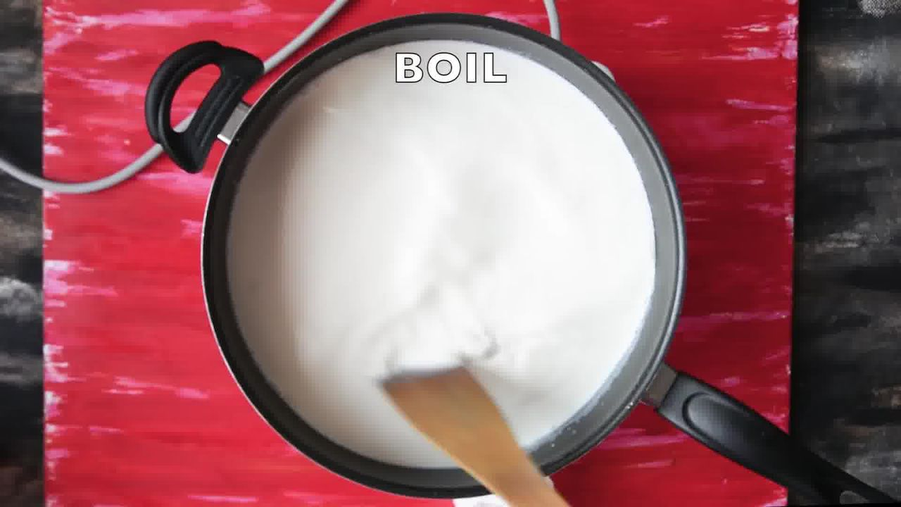 Image of the cooking step-1-1 for How to Make Paneer (Step-by-Step-Video)