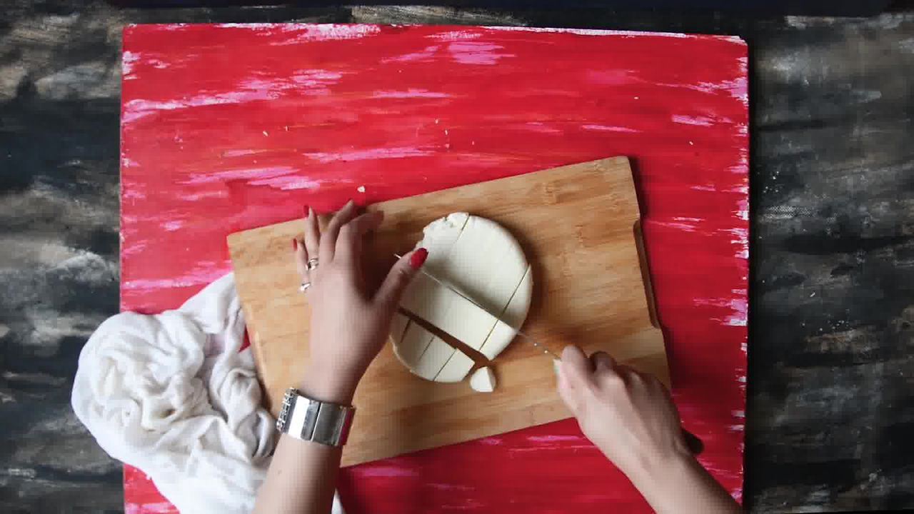 Image of the cooking step-2-2 for How to Make Paneer (Step-by-Step-Video)