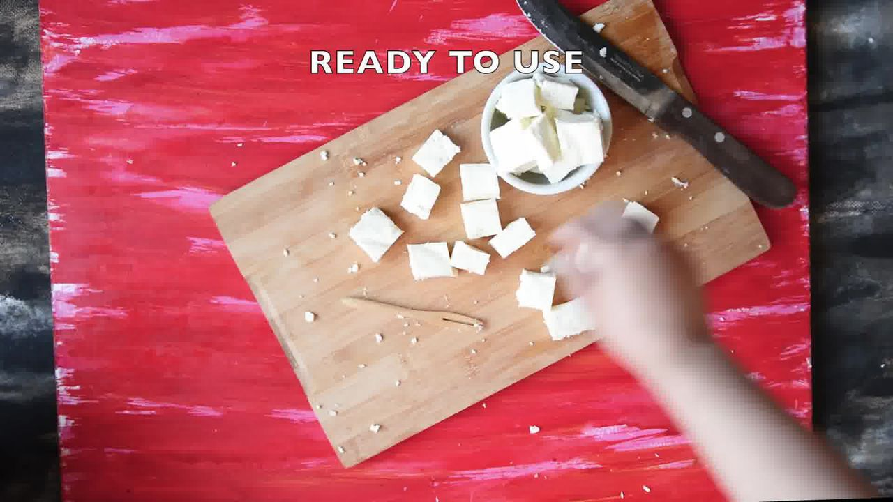 Image of the cooking step-2-3 for How to Make Paneer (Step-by-Step-Video)