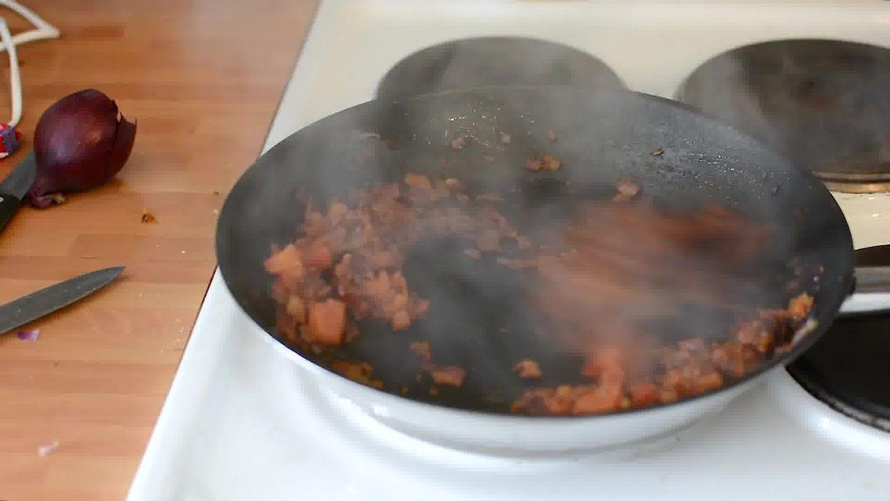 Image of the cooking step-1-7 for Paneer Bhurji Dry - Scrambled Paneer (Video Recipe)