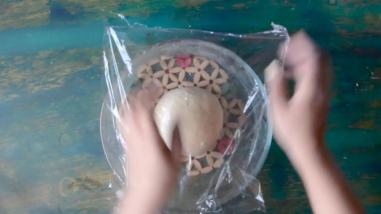 Image of the cooking step-1-3 for How to make Puri Bhaji - Poori Bhaji - Batata Bhaji Poori