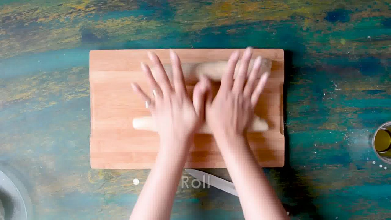 Image of the cooking step-1-4 for How to make Puri Bhaji - Poori Bhaji - Batata Bhaji Poori