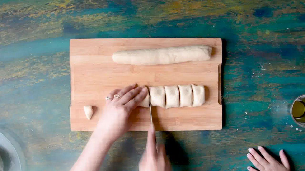 Image of the cooking step-1-5 for How to make Puri Bhaji - Poori Bhaji - Batata Bhaji Poori