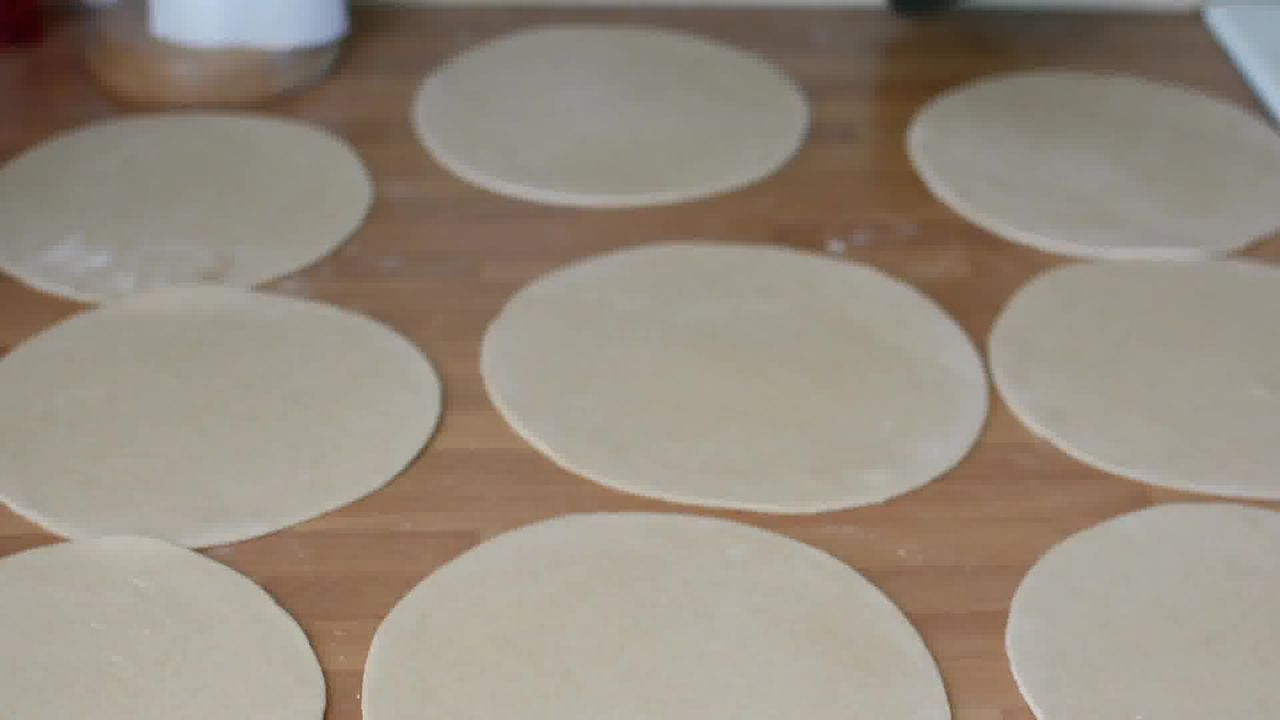 Image of the cooking step-2-3 for Roti Recipe - Easy Indian Flatbread