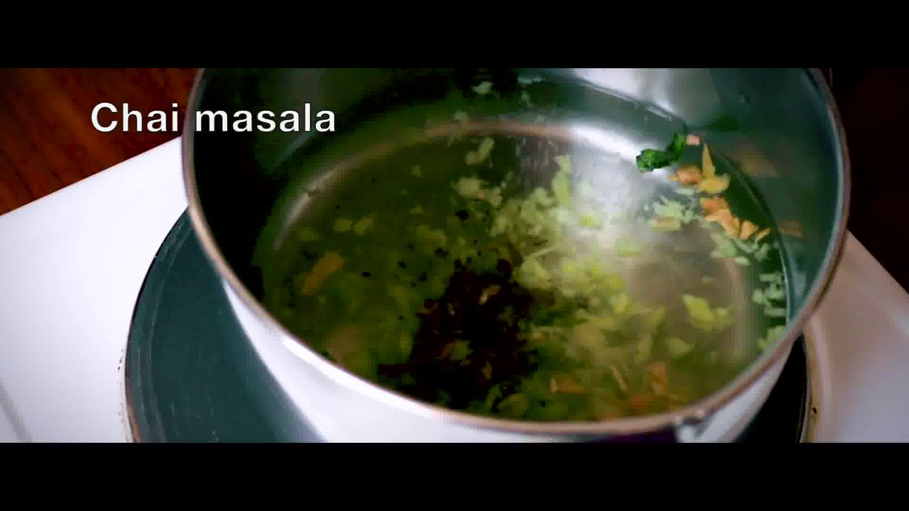 Image of the cooking step-2-3 for Masala Chai - Spiced Milk Tea