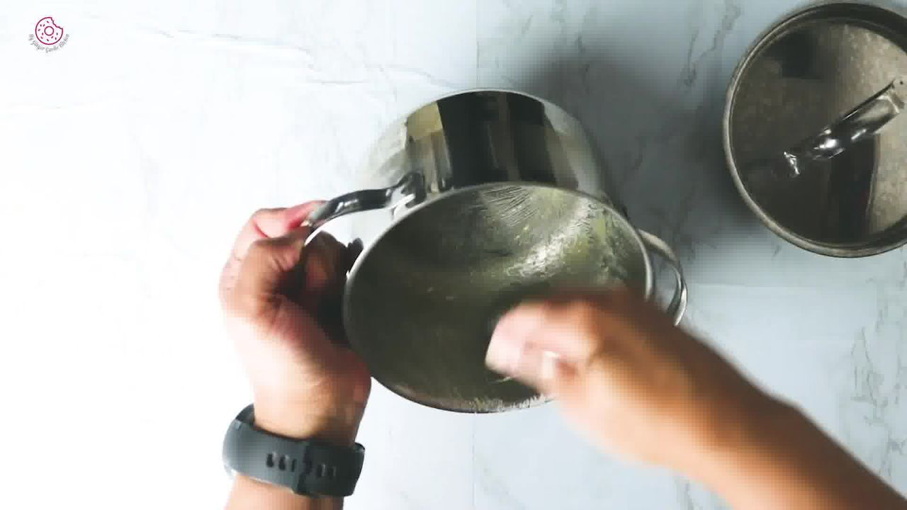 Image of the cooking step-1-11 for Indian Milk Cake (Alwar Ka Mawa)