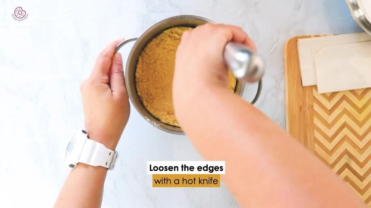 Image of the cooking step-1-15 for Indian Milk Cake (Alwar Ka Mawa)