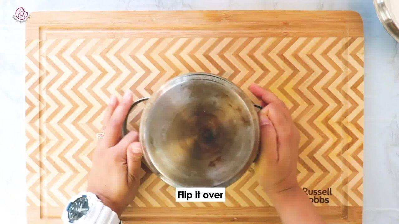 Image of the cooking step-1-16 for Indian Milk Cake (Alwar Ka Mawa)