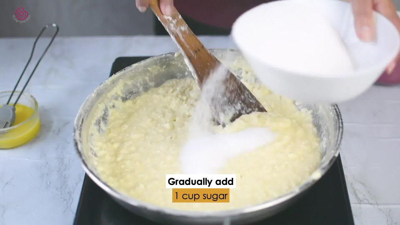 Image of the cooking step-1-5 for Indian Milk Cake (Alwar Ka Mawa)