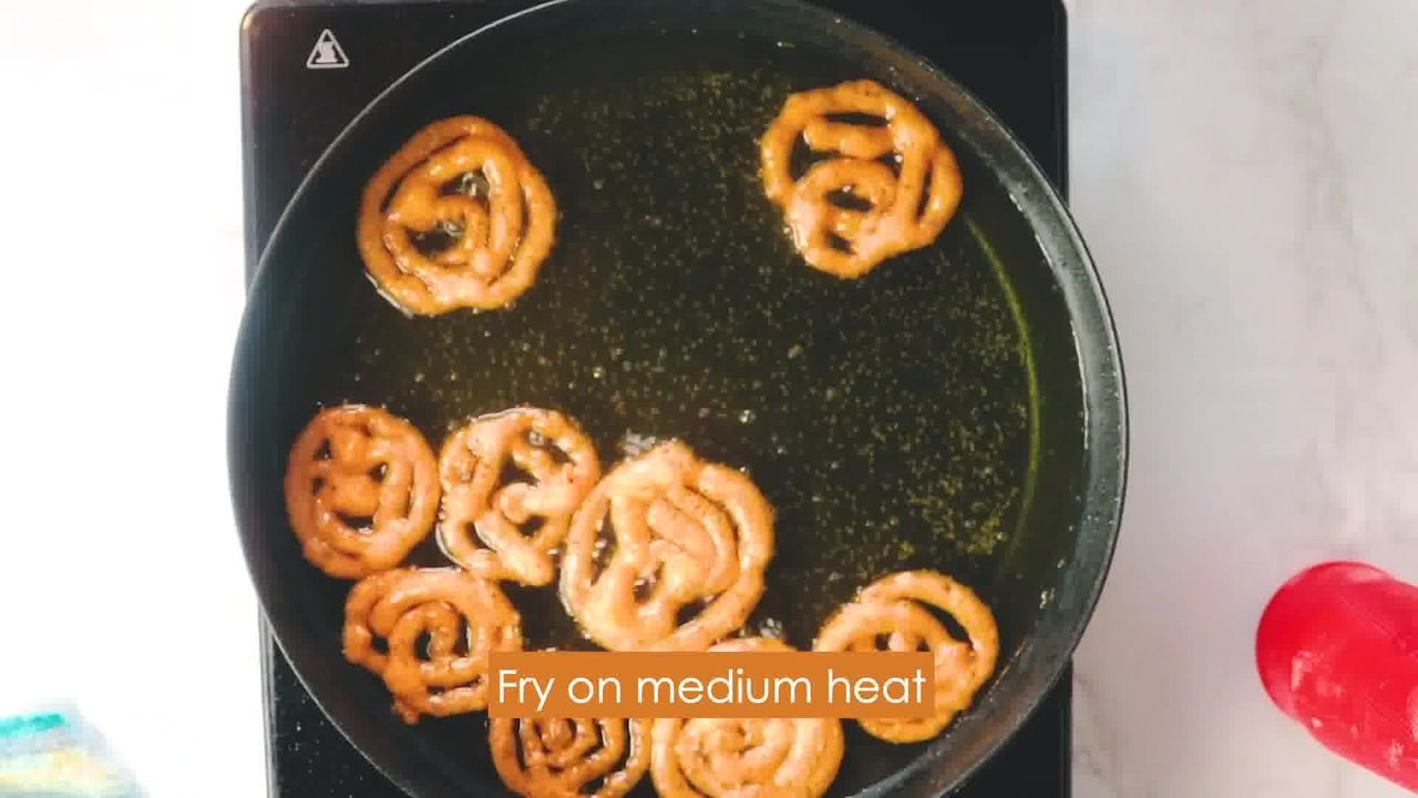 Image of the cooking step-3-4 for Jalebi recipe