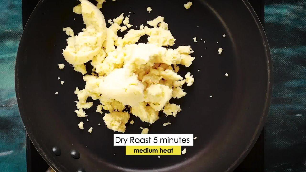 Image of the cooking step-1-1 for Instant Mawa Modak (Khoya Modak)