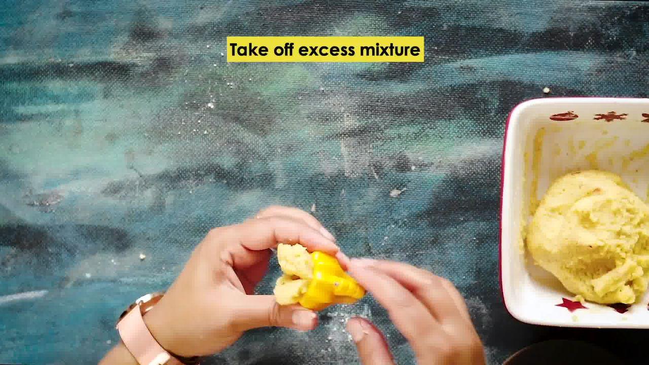 Image of the cooking step-2-4 for Instant Mawa Modak (Khoya Modak)