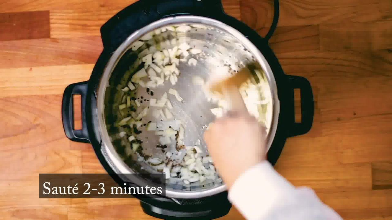 Image of the cooking step-1-3 for Instant Pot Aloo Gobi