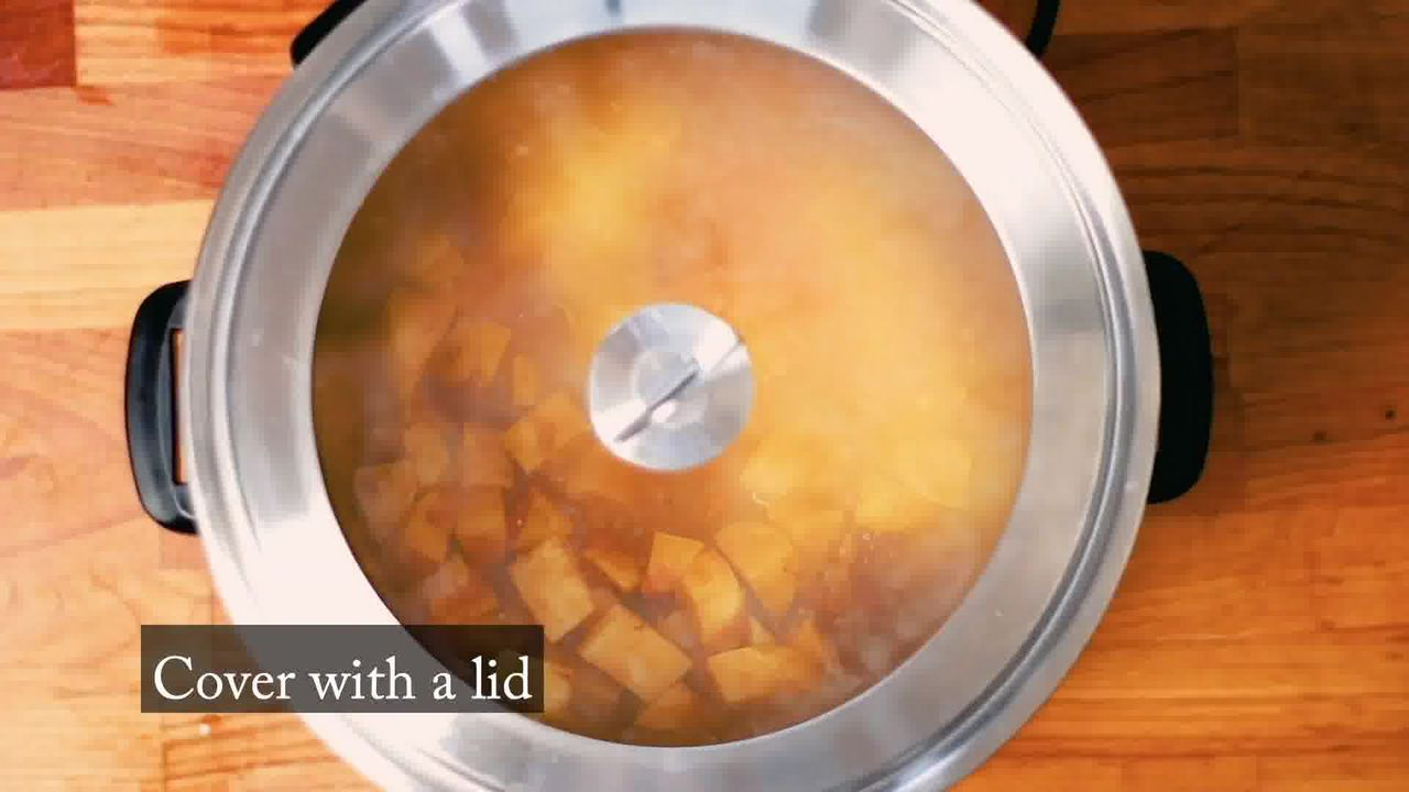 Image of the cooking step-1-9 for Instant Pot Aloo Gobi