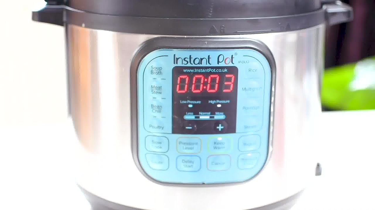 Image of the cooking step-1-11 for Instant Pot Aloo Matar - Potato Peas Curry