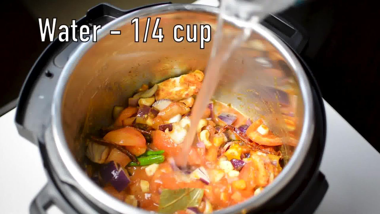 Image of the cooking step-1-10 for Instant Pot Butter Paneer Recipe