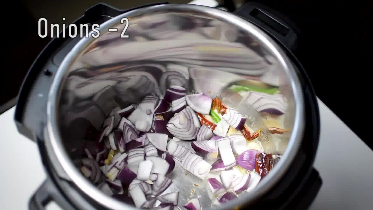 Image of the cooking step-1-5 for Instant Pot Butter Paneer Recipe