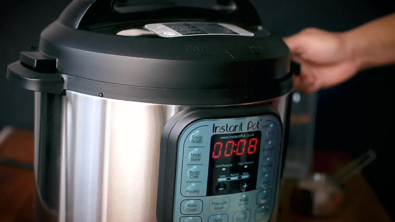 Image of the cooking step-1-12 for Instant Pot Gajar Halwa - Carrot Halwa Recipe