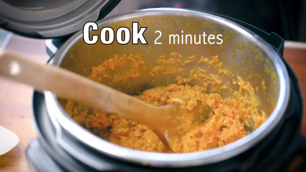 Image of the cooking step-1-17 for Instant Pot Gajar Halwa - Carrot Halwa Recipe