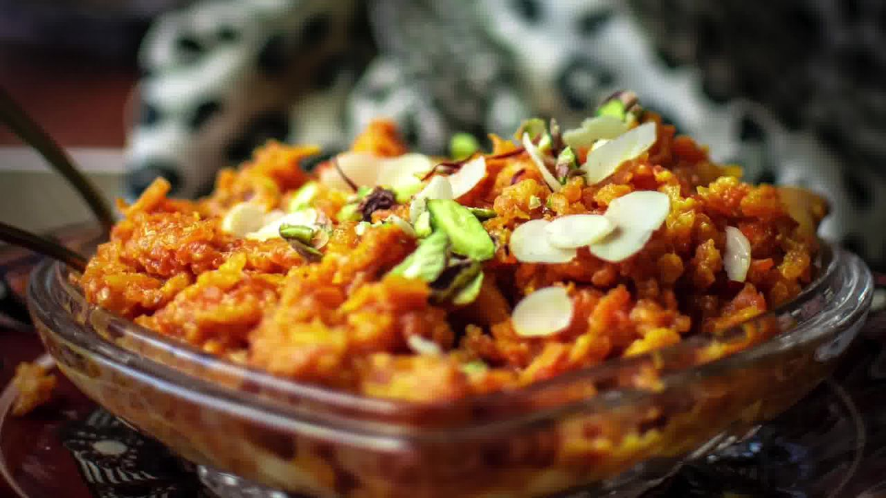 Image of the cooking step-1-18 for Instant Pot Gajar Halwa - Carrot Halwa Recipe