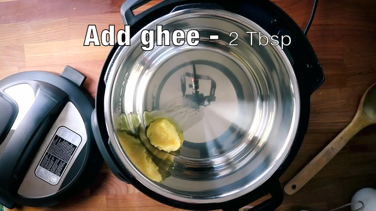 Image of the cooking step-1-3 for Instant Pot Gajar Halwa - Carrot Halwa Recipe