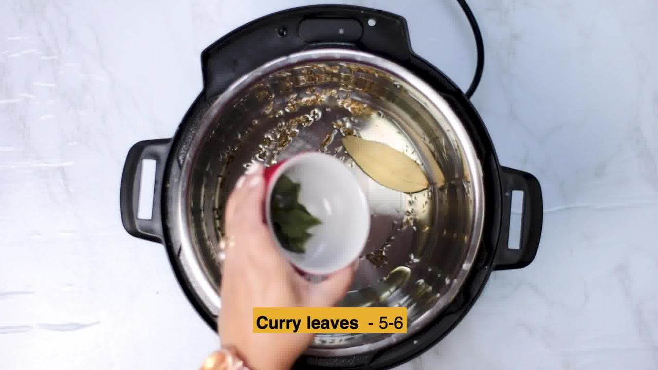 Image of the cooking step-2-3 for Masoor Dal - Red Lentils (Instant Pot, Pressure Cooker, Pan)