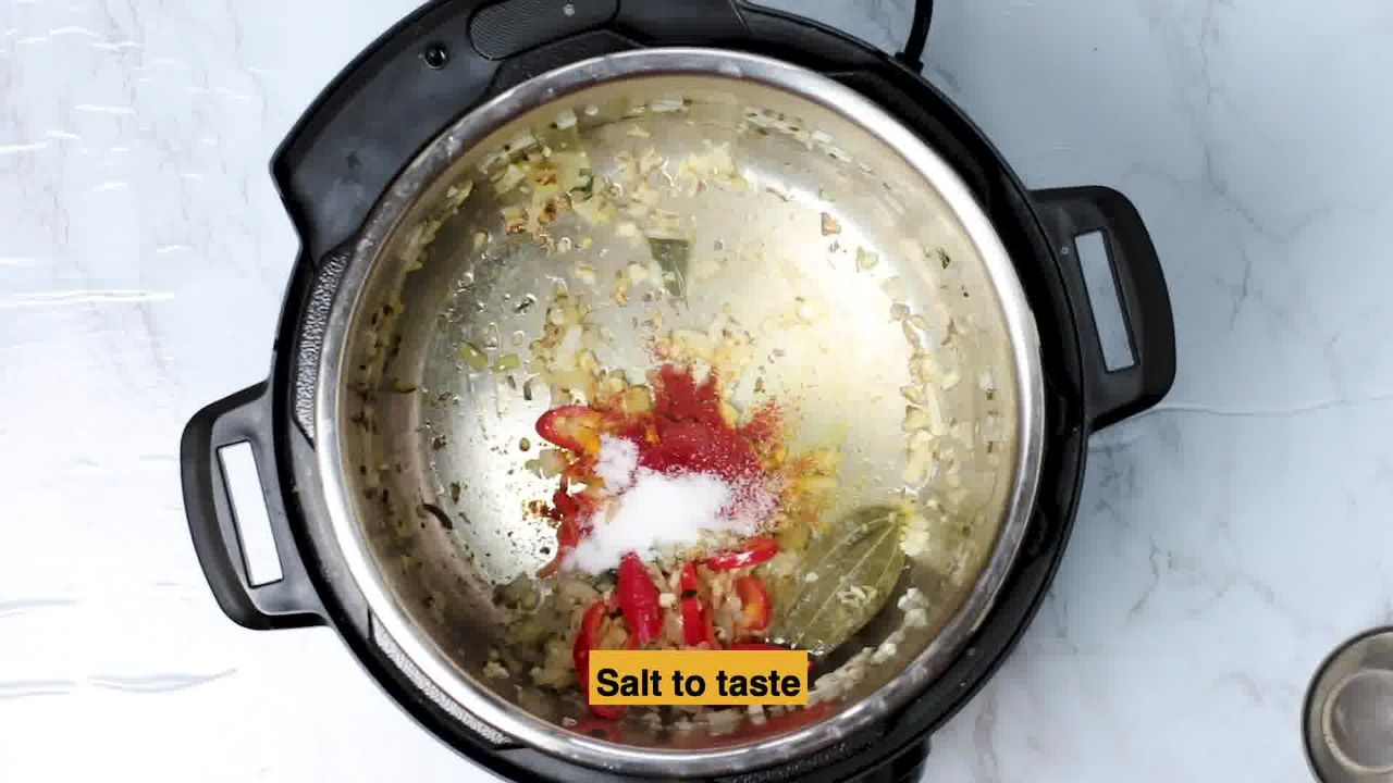 Image of the cooking step-2-6 for Masoor Dal - Red Lentils (Instant Pot, Pressure Cooker, Pan)