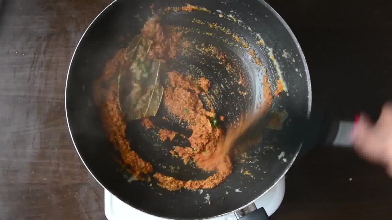 Image of the cooking step-1-13 for Jaipuri Aloo Pyaaz Ki Sabzi – Potato Onion Curry