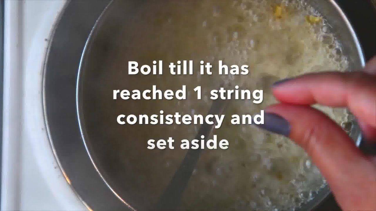 Image of the cooking step-4-3 for Rajasthani Mawa Kachori Recipe