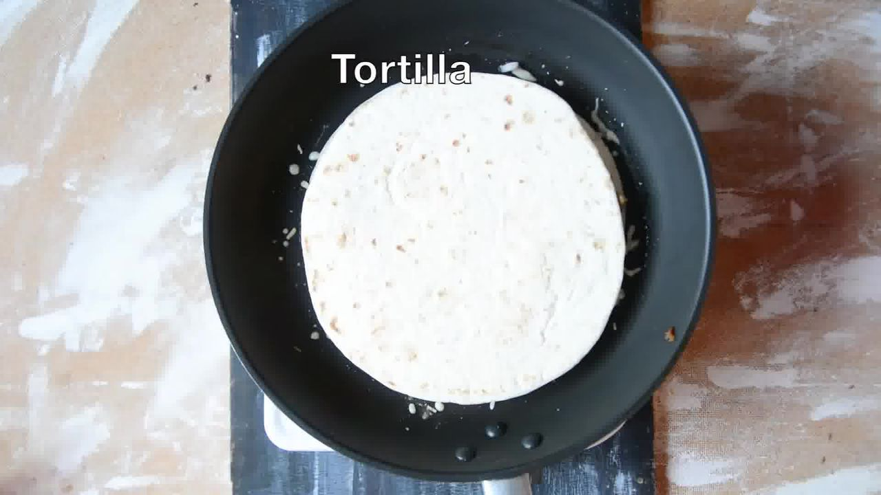 Image of the cooking step-1-13 for Jeera Aloo Quesadilla