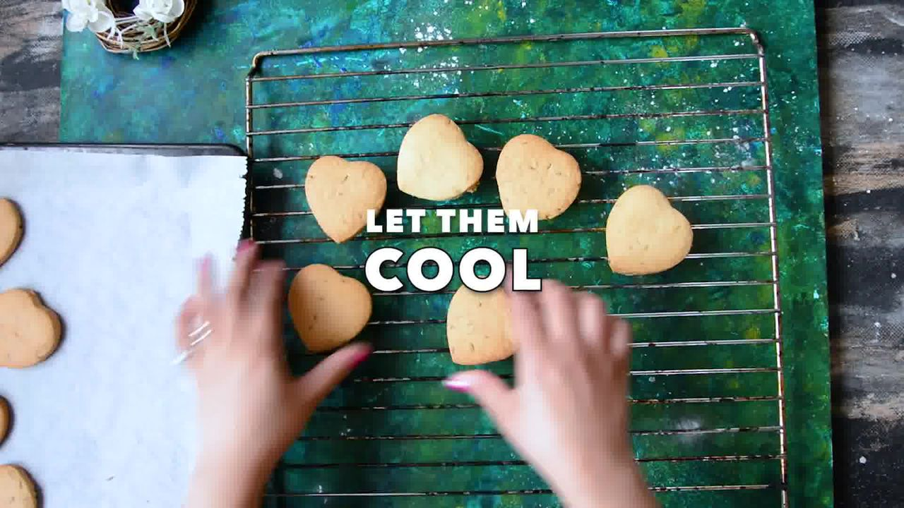 Image of the cooking step-1-14 for Jeera Biscuits - Eggless Roasted Cumin Cookies Recipe