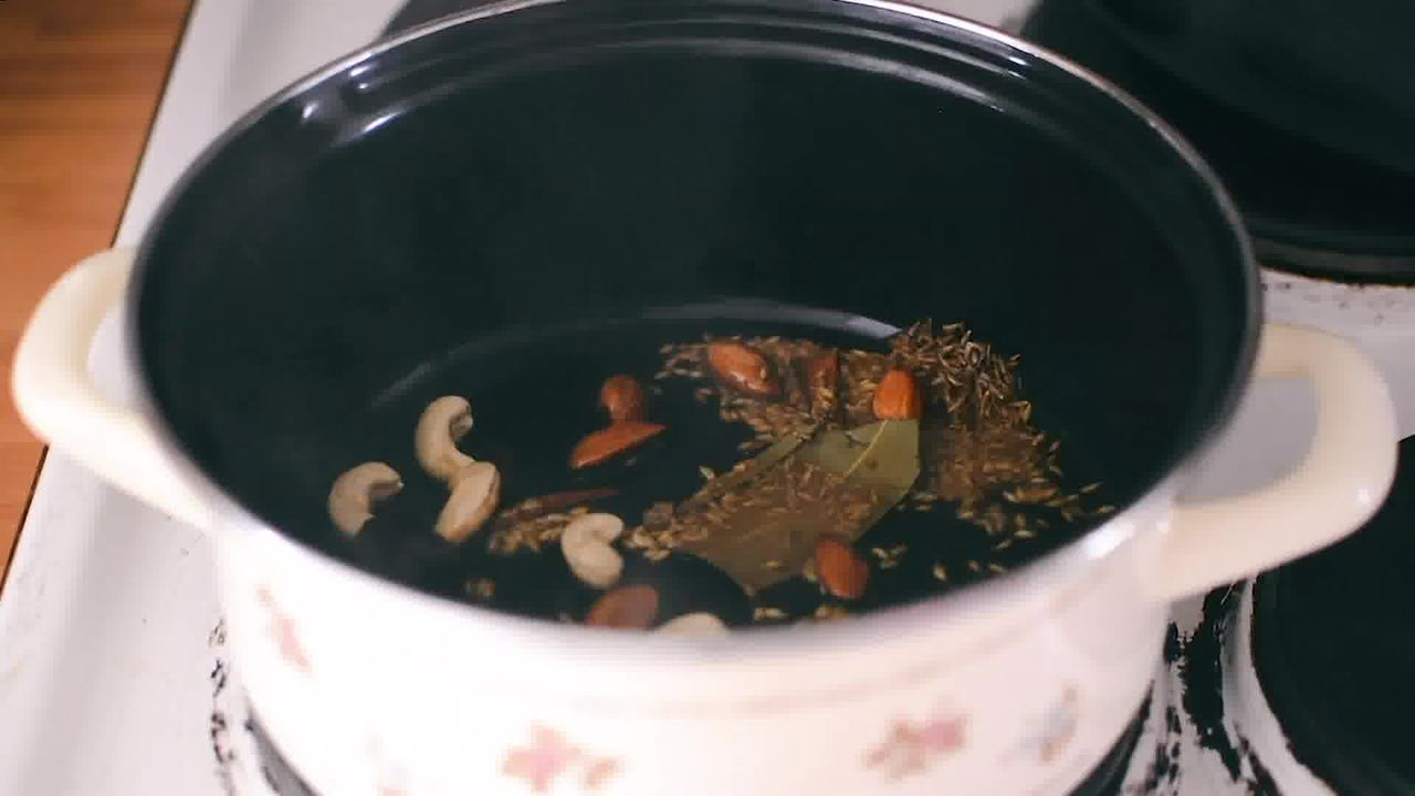 Image of the cooking step-1-3 for Jeera Rice - Indian Cumin Rice (Pan, Cooker, Instant Pot)