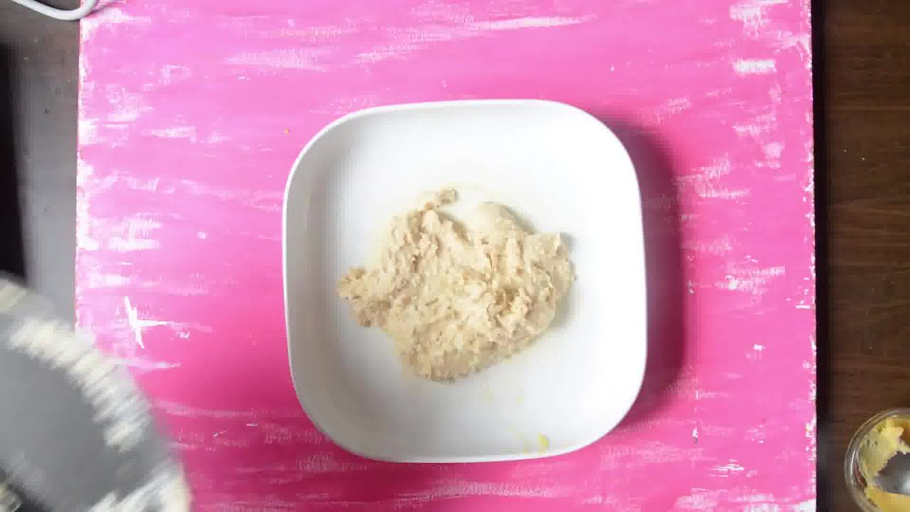 Image of the cooking step-1-8 for Kaju Katli Recipe - Kaju Burfi - How to Make Kaju Katli