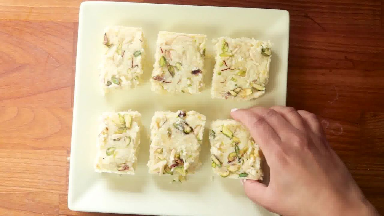 Image of the cooking step-3-14 for Best Kalakand Recipe