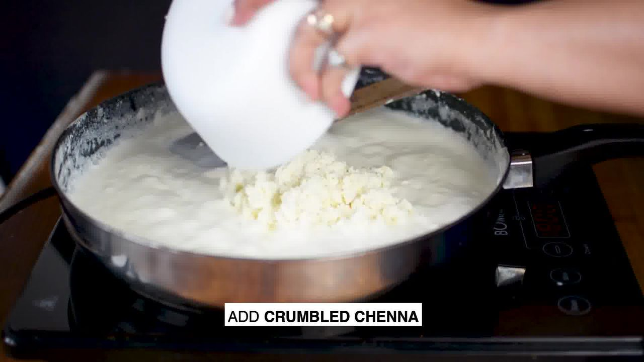 Image of the cooking step-3-3 for Best Kalakand Recipe