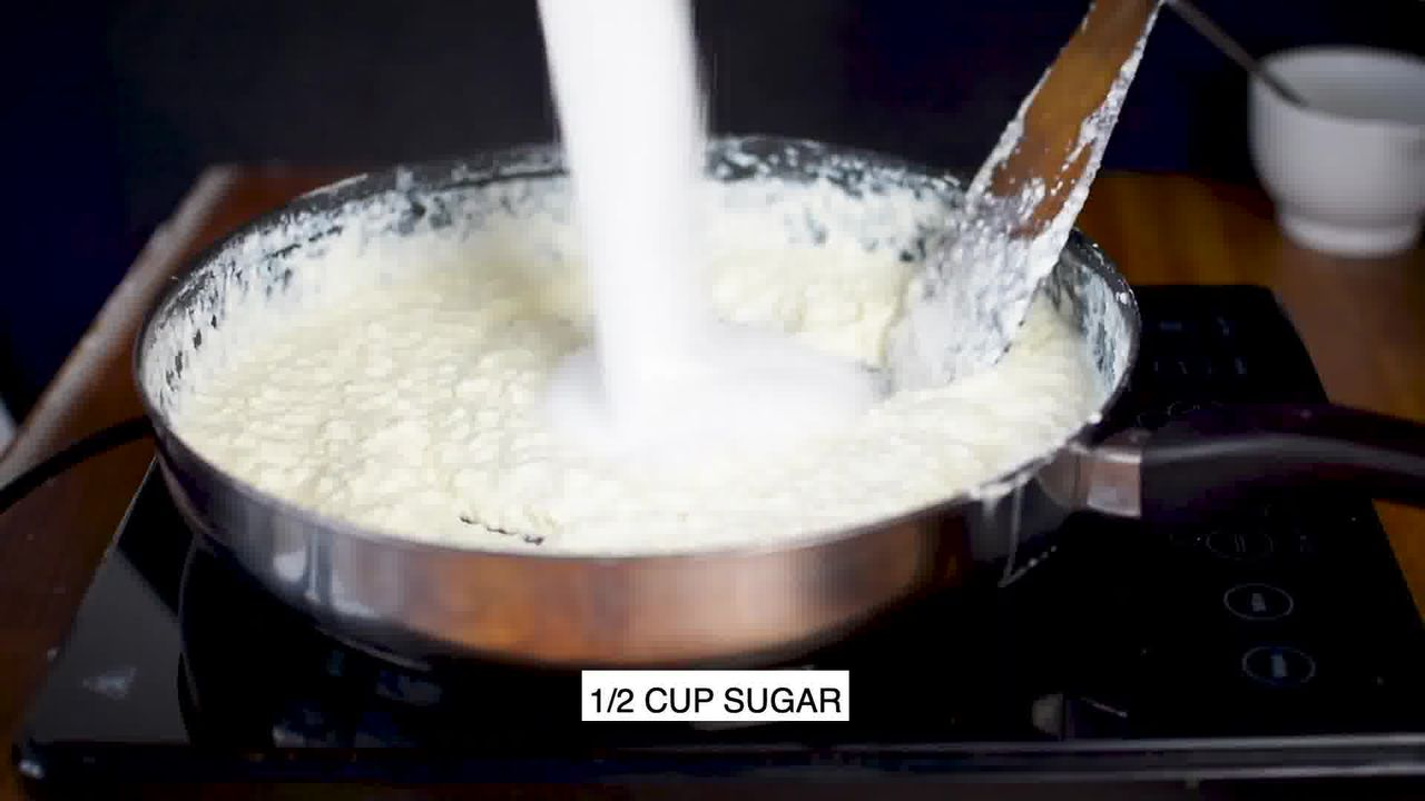 Image of the cooking step-3-5 for Best Kalakand Recipe