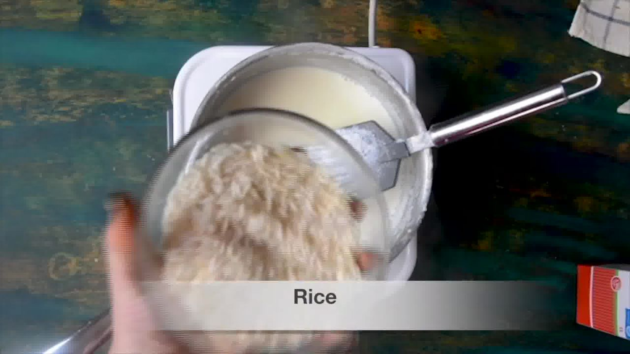 Image of the cooking step-1-6 for Saffron Rice Kheer - Kesar Chawal Ki Kheer (Video)