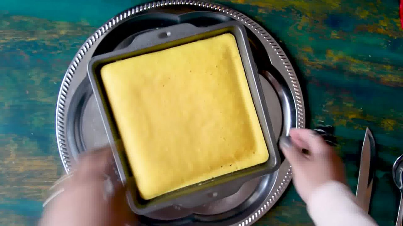 Image of the cooking step-1-15 for Khaman Dhokla Recipe - Instant Soft and Spongy Dhokla