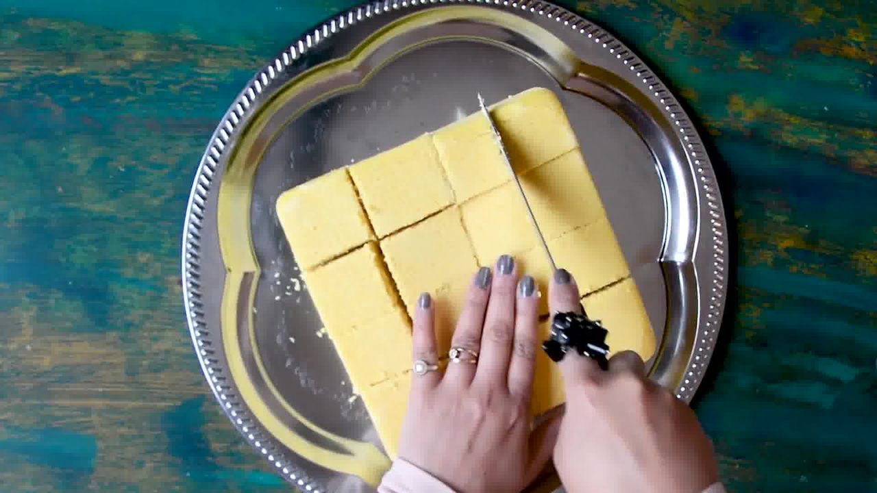 Image of the cooking step-1-17 for Khaman Dhokla Recipe - Instant Soft and Spongy Dhokla