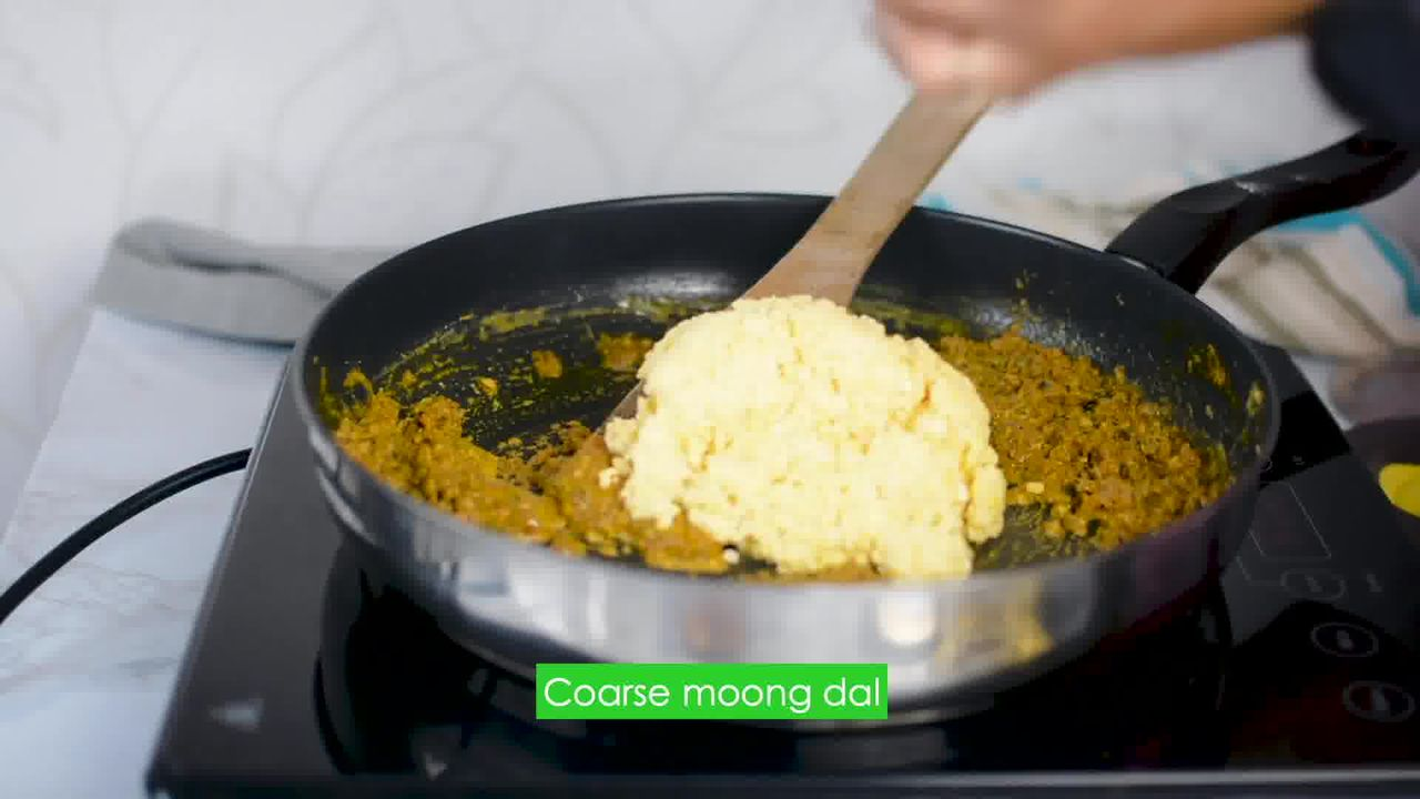 Image of the cooking step-1-13 for Khasta Moong Dal Kachori