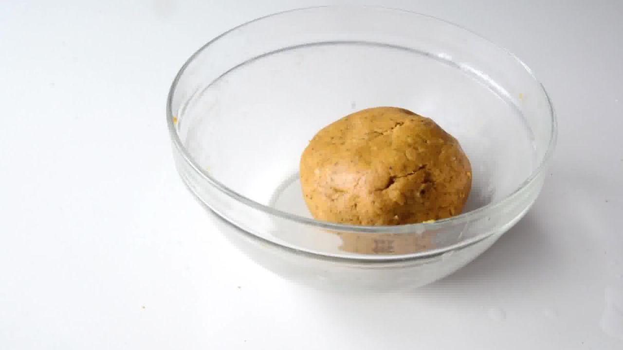 Image of the cooking step-1-5 for Lehsuni Sev - Garlicky Gram Flour Noodles
