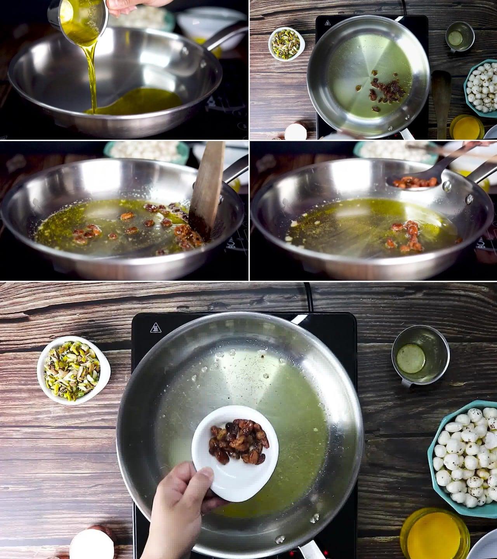Image of the cooking step-1-1 for Makhana Kheer | Makhane Ki Kheer